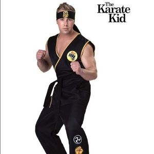 Other - Karate Kid Cobra Kai Costume